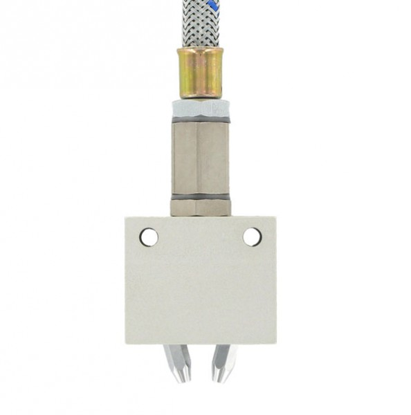 iTEC-DA-B2 Düsenschlauchpaket_Düsenkopf mit zwei 6 mm Düsen