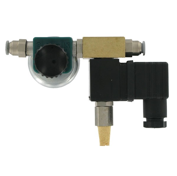 Elektrische Eingangssteuerung mit Magnethalter