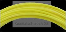 Koaxialschlauch XS