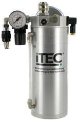 iTEC-XS-Druckbehälter